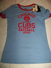 Nike Women's Cooperstown Collection Chicago Cubs Shirt NWT