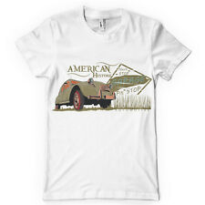American History Tee Mens Big and Tall Graphic T Shirt Pro Club Short Sleeve