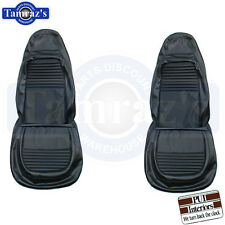 1970 Barracuda Front & Rear Seat Covers Upholstery PUI New