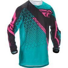 Fly 2017 Kinetic Trifecta MX/Motorcross Adult Jersey - New Product!!!