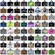 """10"""" inch Sleeve Carrying Case Bag Cover For 9.7""""-10.2"""" Netbook Laptop Tablet PC"""
