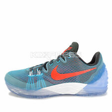 Nike Zoom Kobe Venomenon 5 EP [815757-480] Basketball Chlorine Blue/Orange-Grey