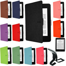101% ULTRA SLIM MAGNETIC CASE COVER FOR NEW KINDLE 6 inch (8th Gen 2016) + Light