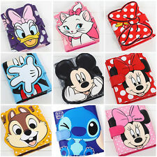 Disney Mickey Mouse Cute Wallet Billfold Charge Purse Coin Pouch Card Women Girl