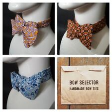Handmade Liberty of London print Bow Ties - Choice of 3 Designs