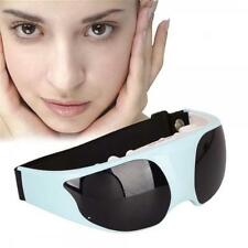Alleviate Fatigue Eye Relax Massager Electric Forehead Migraine Massage Mask Hot
