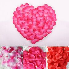 Hot sale Rose Petals Table Flowers Scatter Wedding Confetti Venue Decoration