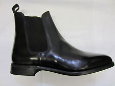 Loake 290B Mens Black Leather Chelsea Boots