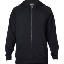 Fox Racing Legacy Mens Hoody Zip - Black 16 All Sizes