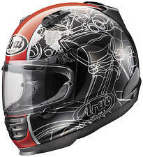 Arai Defiant Chopper Lightweight Adult Motorcycle Helmet - Closeout