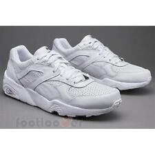 Shoes Puma R698 Core Leather 360601 01 Man Sneakers White