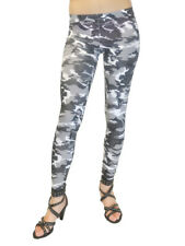 Long Leggings - Army Camouflage (Junior and Junior Plus Sizes)