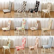 Dining Chair Cover Chair Protector Slipcover Home Decor Stretch Spandex 12 Types