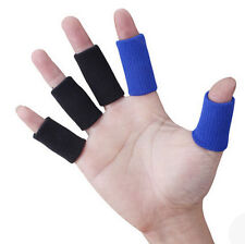Guard Support 5Pcs Sleeves Stretchy Wrap Finger Basketball Arthritis Kuangmi
