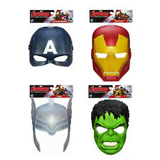 Marvel Avengers Age of Ultron Hero Mask Iron Man or Hulk Kids Dressup Boys Toy