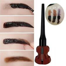 New 5g Guitar Shape Makeup Waterproof Peel Off Eyebrow Gel Enhancer Cosmetics