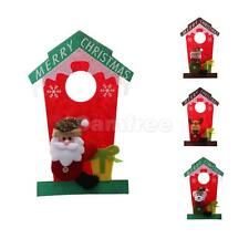 Lovely Doll Christmas Hanging Decorations Wall Door Tree Christmas Hangings