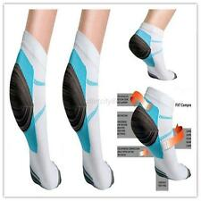 1 Pair Socks Compression Sport Socks Plantar Fasciitis Heel Arch Pain Relieving