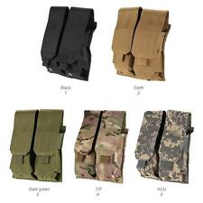 Tactical Assault Gear Double Decker Rifle/Pistol Pouch-Single/Double/Trip W6Y4