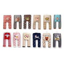 Toddler Soft Cotton Legging Infant Boy Girl Animal Pattern PP Pants  0-2 Y