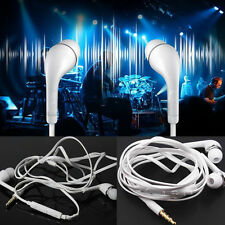 Headphone Samsung S4 For iPhone S5 Stereo Earbud Headset 3.5mm In-Ear Note