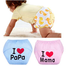 Hot Nappy Adjustable Diaper Cloth Diaper Baby Reusable Leakproof Washable New