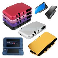 Aluminum Skin Case Cover Shell Holder Sleeve For NEW Nintendo 3DS LL XL Console