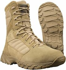 """Altama 365802 Foxhound SR 8"""" Tan Suede Leather Military Hunting Boots NEW"""