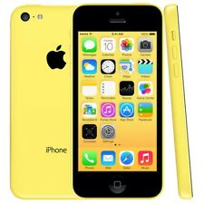 APPLE iPHONE 5C yellow 16GB FACTORY UNLOCKED 4G LTE iOS ROGERS BELL TELUS