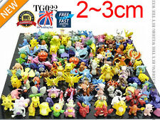 144 Styles POKEMON MINI  FIGURES | Lots of Pokemon FIGURES SET | UK Seller TG022