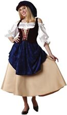 Adult DLX Renaissance Wench Costume