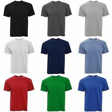 B&C Exact 190 Mens Crew Neck T-Shirt / Mens Short Sleeve T-Shirt