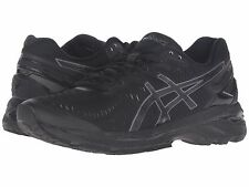 ASICS KAYANO 23 BLACK ONYX CARBON WOMENS RUNNING SHOES **ALL SIZES BEST SELLER