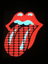 Rolling Stones Sound Activated LIGHTS UP LED T-Shirt ALL SIZES Wireless