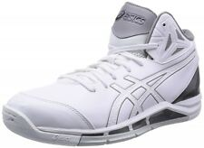 asics basketball shoes GELTRIFORCE 2 WIDE TBF327 White / white