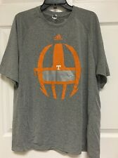 Tennessee Volunteers, Adidas Climalite T-Shirt, New!