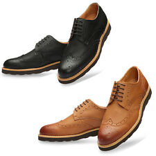 Mooda Mens Oxfords Shoes Casual Formal Lace up Dress Shoes Danas