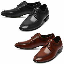 Mooda Mens Leather Oxfords Shoes Classic Formal Lace up Dress Shoes Makan CA