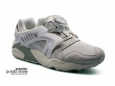 Puma DISC Polly Classic White Women's Trainers UK 3.5,4,5,6,6.5 New & Boxed Sale