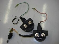 Suzuki Power Trim Relay 38410-94540 up & down set of 2 fits DT 75hp and up model