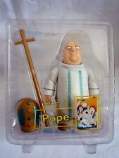 MEZCO FAMILY GUY  THE POPE FIGURE 6