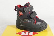 Brütting Boys Tex Boots Ankle Boots Winter Boots grey new