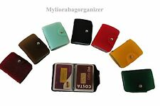 7 Colours Women Business ID Credit Card Holder for 26 Cards