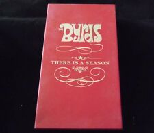 THE BYRDS 'THERE IS A SEASON'  BOX SET ~ 4 CD ~ DVD ~ BOOKLET