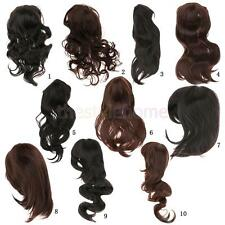 Women's Fashion Chic Full Wigs Long Curly Hair Fluffy Wavy Party Costume Wigs