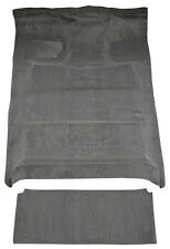 1997 Ford F-250 Crew Cab 2WD Automatic Cutpile Factory Fit Carpet