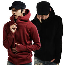 Fashion Men's Hooded Casual Coat Jackets Designed Hoodie Outerwear New Tops N
