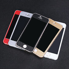 Ultra Thin Full Body Matte Wrap Cover Sticker Protector For iPhone 5S 6/6S Plus