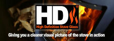 Clarke Machine Mart HD Woodburning Stove Glass All Models Free Next Day Delivery