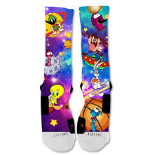 Nike Elite socks SpaceJam Galaxy